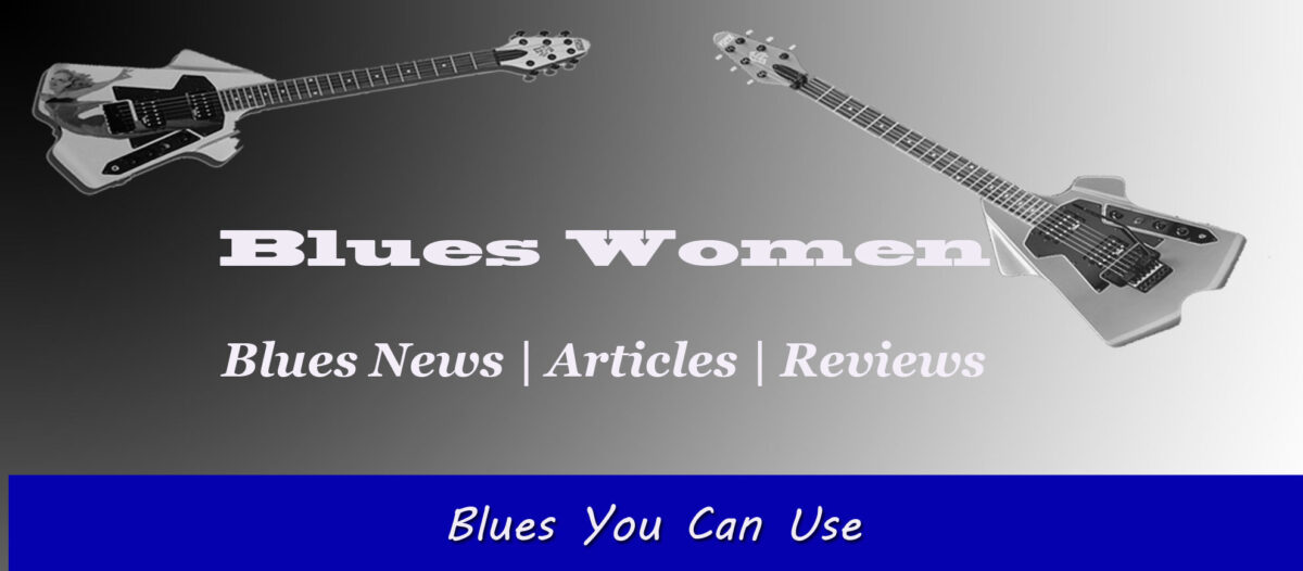 Female Blues Musicians and Guitarists