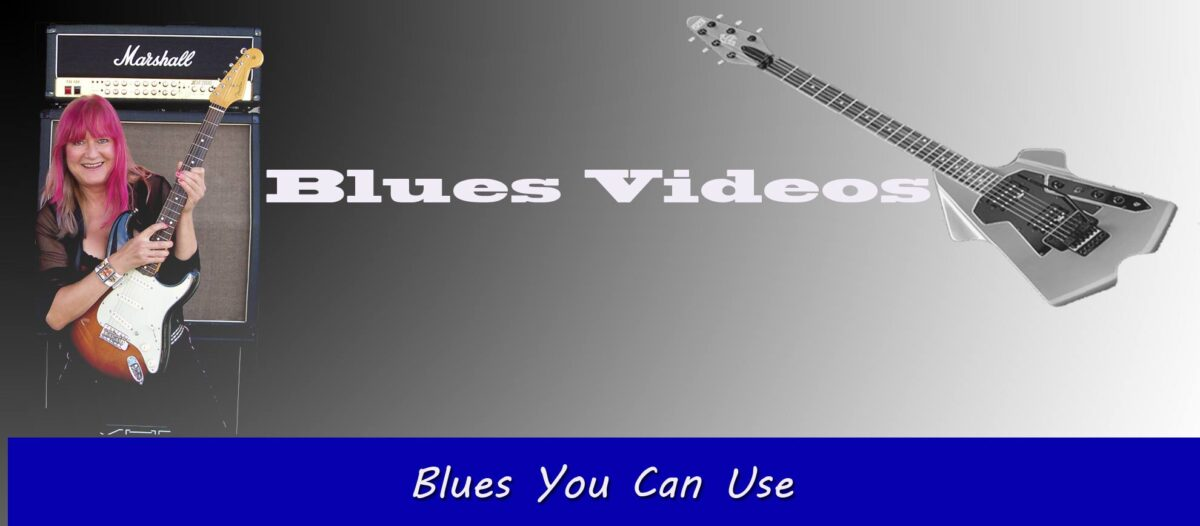 Blues Videos by Female Blues Guitarists