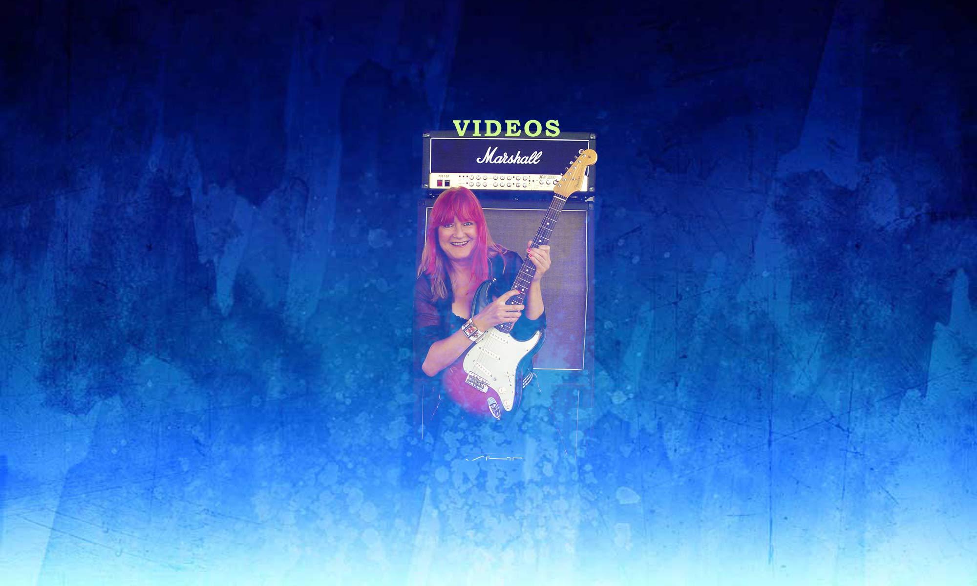 Shredmistress | Female Blues Rock Guitarist