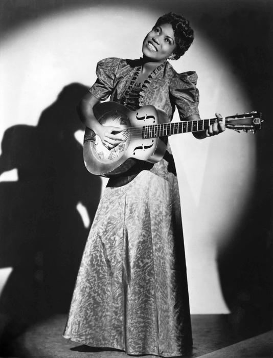 Finest Female Blues Woman Sister Rosetta Tharpe